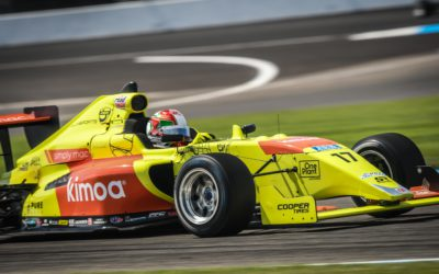 Devlin DeFrancesco returns to Mid-Ohio Sports Car Course for double-header weekend