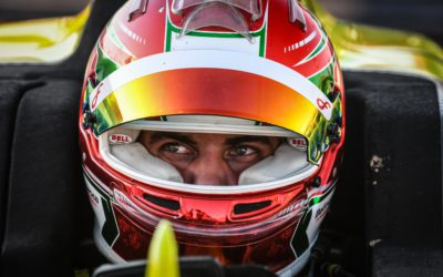 DeFrancesco steps up to Indy Lights in 2021 with Andretti Steinbrenner Autosport