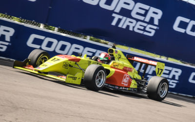 Devlin DeFrancesco secures second in Indy Pro 2000 championship
