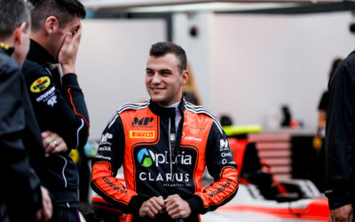 New challenge for Devlin as GP3 heads to Sochi