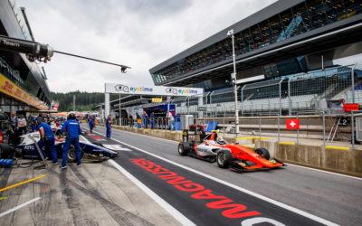 Devlin Defrancesco returns to Spa for GP3