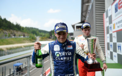 Promising pace yet mechanical woes at Spa