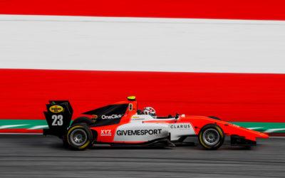 Strong Start for Devlin DeFrancesco in GP3
