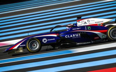 Strong showing for Devlin DeFrancesco in France