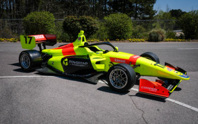 Powertap Hydrogen Fueling Corp. to back Devlin Defrancesco's Andretti Steinbrenner Autosport Indy Lights campaign