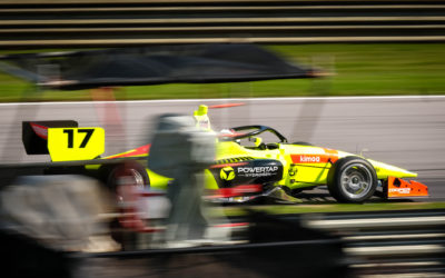 The streets of St. Petersburg up next for DeFrancesco in Indy Lights