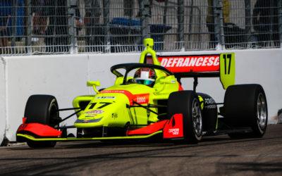 Indianapolis the next step for Devlin DeFrancesco's Indy Lights' challenge