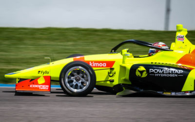 Clean Power and PowerTap Announces Sponsorship of Andretti Steinbrenner Autosport