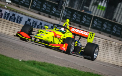 Gallery: Detroit Indy Lights Practice