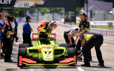 Round 7: Indy Lights Qualifying at Detroit