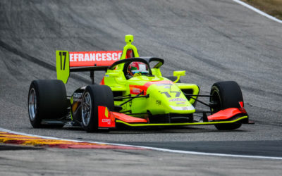 Gallery: Road America Indy Lights – Testing