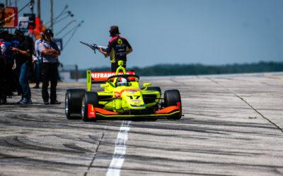 Rapid Road America qualifying puts DeFrancesco third on the grid