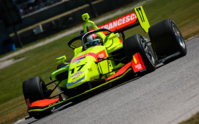 DeFrancesco heads to Andretti happy hunting ground at Mid-Ohio
