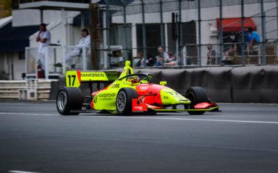 DeFrancesco set to close out Indy Lights Western swing at Laguna Seca